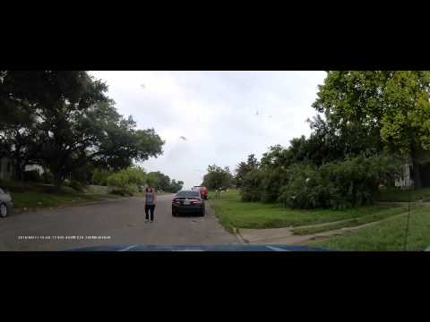 5/11/15 DASH CAM HIT AND RUN