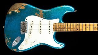 Soulful Seductive Groove Guitar Backing Track Jam in E Minor