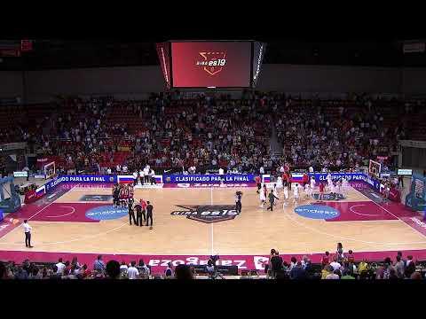 Испания - Россия / Товарищеский  матч / 08.06.19