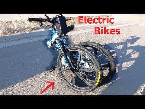 Top 5 Best Folding Electric Bikes In 2020 - Top Choice Fastest Folding Electric Bike