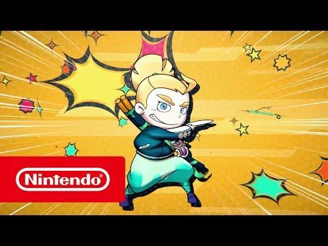 Sushi Striker: The Way of Sushido - Main theme karaoke version (Nintendo Switch & Nintendo 3DS)