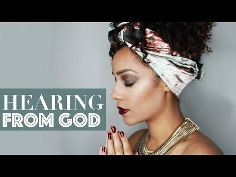THIS IS HOW I LEARNED TO HEAR GOD'S VOICE MORE CLEARLY | L'amour in Christ