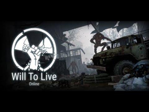 Will To Live Online - на МСК 3 (PVP)- Теперь бесплатна