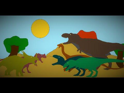 Dinosaur Prehistoric Fight Special Royale