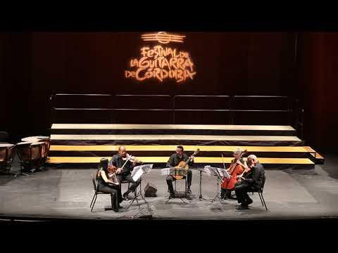 Córdoba devuelve al maestro Brouwer algo de lo que aportó a la ciudad como director de la Orquesta