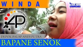 Depok Balap Andi Putra 2016 - Winda - Bapane Senok - Bontot Records :: Bontot Pr