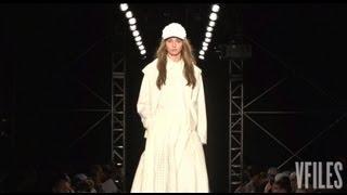 steven tai runway show s s 2014   vfiles made fashion