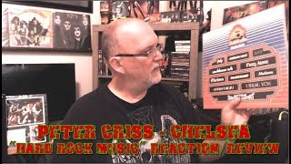 Peter Criss - Chelsea - 'Hard Rock Music' Song Reaction/Review