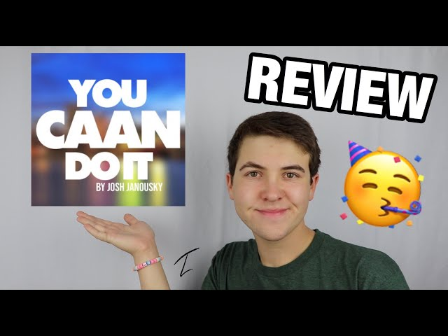 You Caan Do It by Josh Janousky - Magic Trick Review