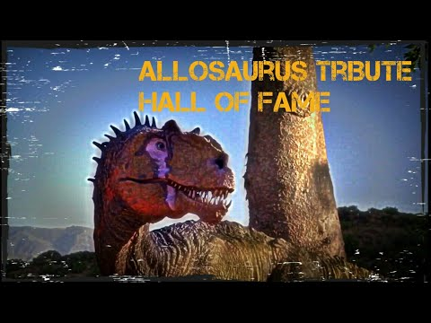 Allosaurus Tribute