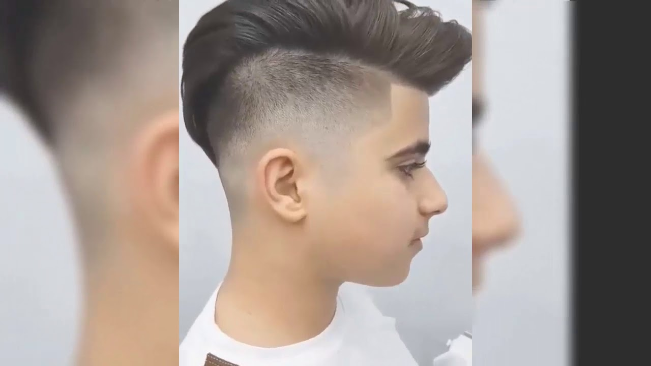 Hairstyles Top 5 Attractive Latest Kids Haircuts Of 2018 Hair Styles Youtube