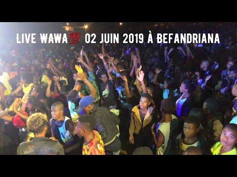 Wawa Salegy - Live @ Befadriana - 02 juin 2019