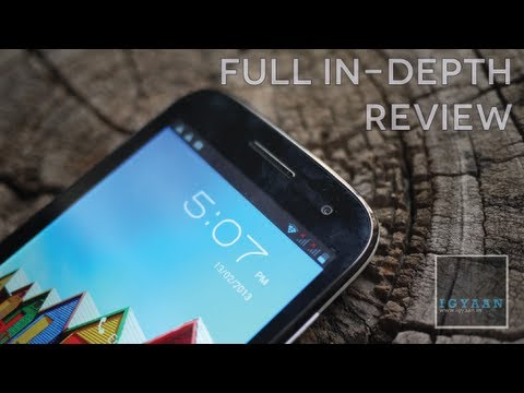 Micromax A116 Canvas HD Full In depth Review - iGyaan