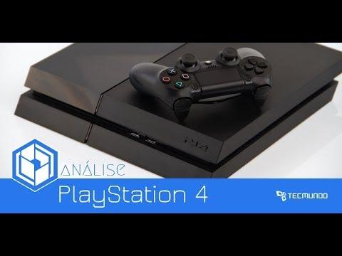 PlayStation 4 [Análise de Produto] - TecMundo