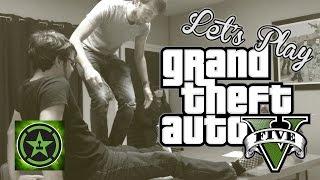 Let's Play: GTA V - The Trojan Bar Heist
