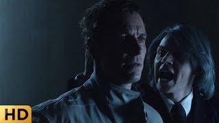 Питер Максимофф спасает Магнито из Пентагона. Люди Икс: Дни минувшего будущего.
