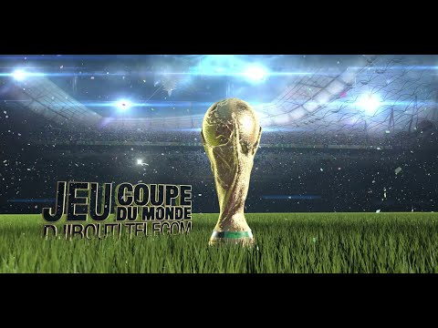 Jeu Coupe du Monde 2014 Djibouti Telecom