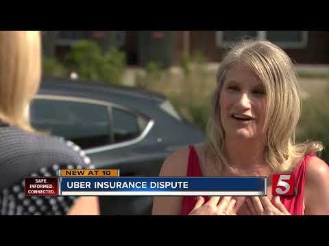 Uber Driver Involved Crash Warns Drivers Of Insurance Loophole
