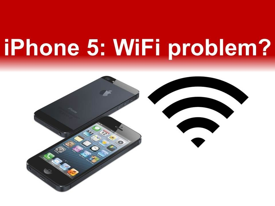 iphone 5 issues iphone 5 wifi problem or not see for yourself 11002