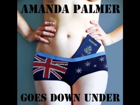 Amanda Palmer - Map Of Tasmania (Featuring The Young Punx)