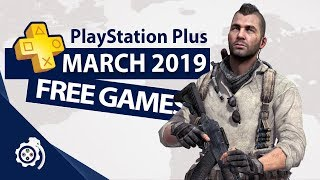 PlayStation Plus (PS+) March 2019 thumbnail