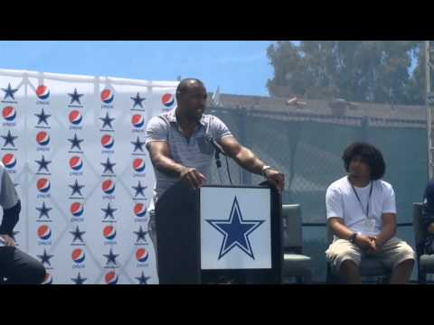 Dallas Cowboys Add Darren Woodson To Ring Of Honor