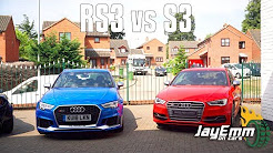 2013 Audi A3 vs 2018 RS3 - Worth Upgrading?