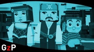 Guncraft Pirate Bay Build It Play It Game Trailer - PC