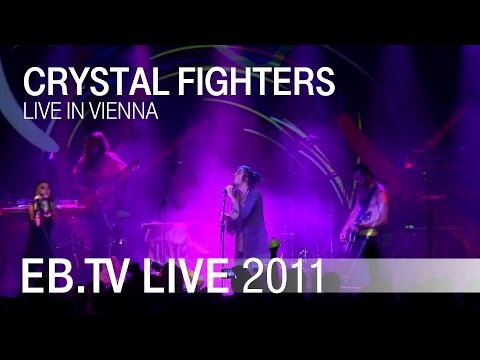 Crystal Fighters live in Vienna (2011)