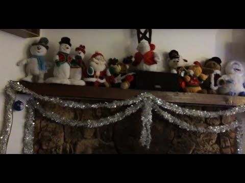Christmas Singing Plush Toys collection