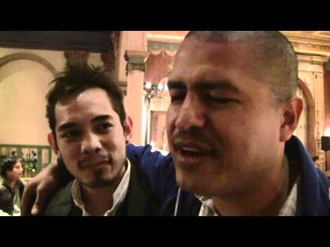 Nonito Donaire & Robert Garcia Talk Montiel Fight