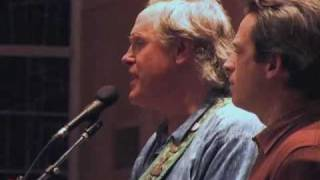 Tom Chapin and Tim Breese sing Harry Chapin