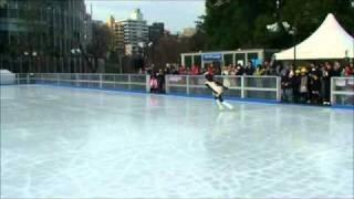 2011年2月27日(日)に開催された、荒川静香さんスペシャルレッスンにお...