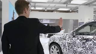 Brose Enhances Automated Door Opening Tech