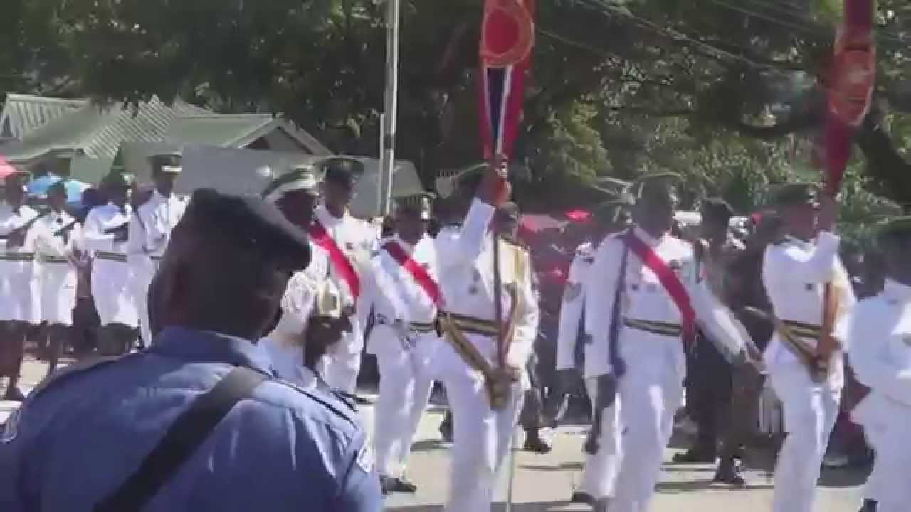 Trinidad And Tobago 56th Independence Day - YouTube