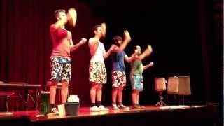 Baixar Percussion Group Odaiko, Parte 2/2-GE Castro San Miguel