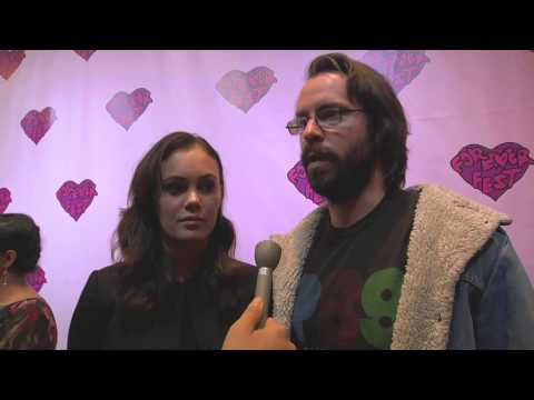 Amira and Sam Red Carpet Interviewer