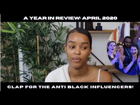 2020 A Year in Review - April | Clap for the NHS, Influencers Anti Black Tweets and Teddy Riley