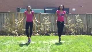 Jamaican Sisters Dancing Sitya Loss by Eddy Kenzo (African Dance)