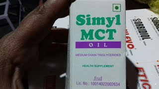 #Simyl MCT - Oil   Use   Dosage   Benefits   Price   Compostion   Side Effect     Hindi Review
