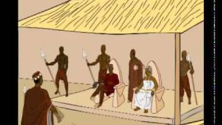 """Bande annonce Film d'animation """"Soundiata, Fils du Mandé"""""""