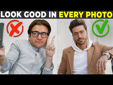 How to be MORE PHOTOGENIC and Look Good in EVERY PHOTO