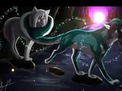 Anime wolves far away by nickeback youtube - Anime wolves in love ...