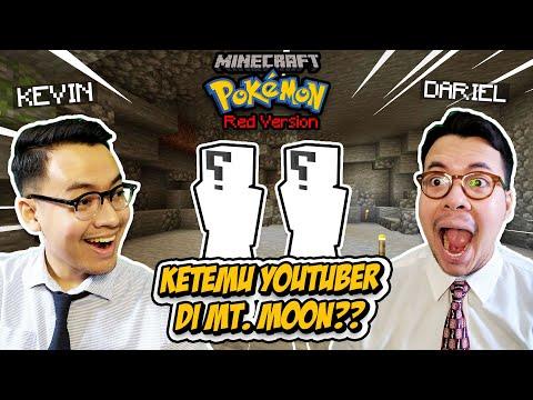 KETEMU GEMMAD DAN ELESTIALHD DI MINECRAFT POKEMON - Minecraft Pokemon Red Indonesia - Part 2