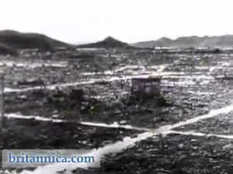 YouTube   Mỹ ném bom nguyên tử xuống Hiroshima và Nagasaki My nem bom nguyen tu xuong Hiroshima va Nagasaki