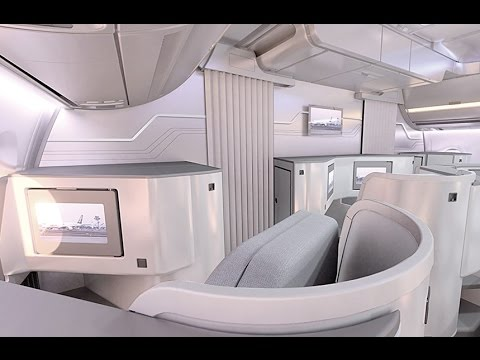 Finnair A350 XWB business class Brussels to Helsinki (CEO onboard!)