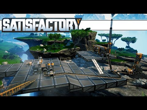 Coal Mining Station | Satisfactory | S2 Part 5