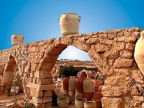 Djerba - Guellala Töpferei - Houmt Souk - Markt