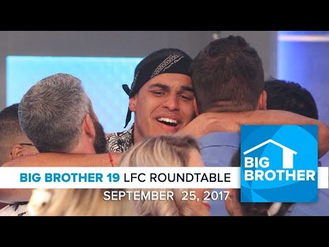 Big Brother 19 | Monday LFC Roundtable | Sept 25, 2017