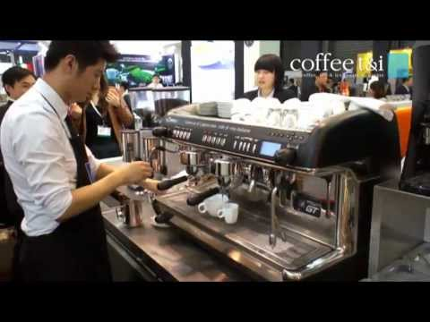 Coffee T&i @ FHC 2011 : MilanGold : James Zhang